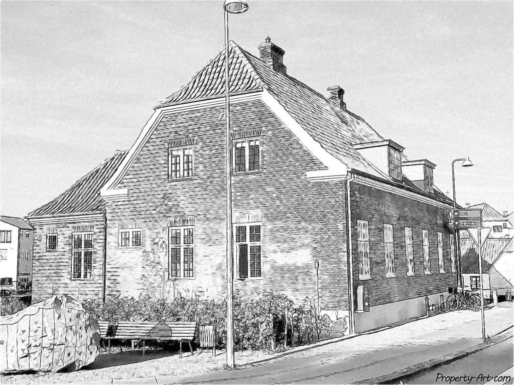 CC Ejendomme Køges kontor